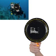 Universal Diving Lens Dome Port Case for GoPro 4 3+ Session SJ4000 SJCAM Xiaoyi