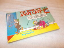 Paperback Book Andy Capp - The World of Christmas Special Bumper Issue 1988
