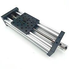 3d Printer Z Axis Lead Screw T8 Diy C Beam Cnc Sliding Table 200mm Linear Kit