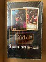 1990-91 Skybox Basketball Card Wax Box Sealed
