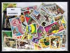 Mali 200 timbres différents