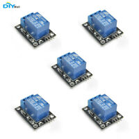 5pcs 1 Channel Relay Module 5V Shield for Arduino AVR ARM PIC DSP SRD-05VDC-SL-C