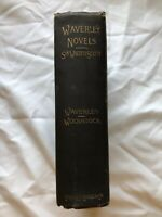 sir walter scott waverly novels