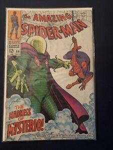 Amazing Spiderman #66 (Marvel 1968)