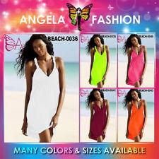 Regular Size Geometric Casual Sundresses for Women
