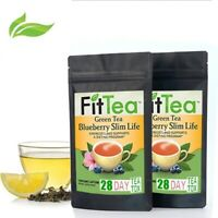 Newest Fit Tea Weight Loss Tea Slimming Diet Burn Fat Burning Tea Detox Teabags