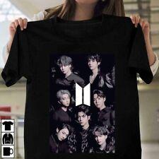 BTS Grammy Nominated Artists Kpop Idol T-Shirt Unisex Gift For Fan Size S-3XL