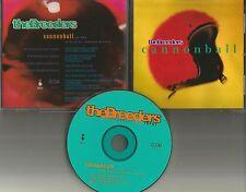 Pixies THE BREEDERS Cannonball RARE PROMO Radio DJ CD Single 1993 USA MINT