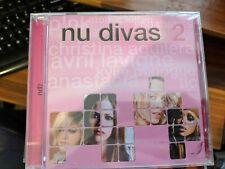 RARE BMG AFRICA CD NU DIVAS 2 SEALED AVRIL LAVIGNE PINK KYLIE TLC NELLY FURTADO