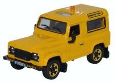 Artículos de automodelismo y aeromodelismo Land Rover de escala 1:76