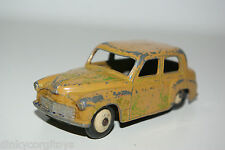 DINKY TOYS 154 HILLMAN MINX TAN EXCELLENT CONDITION