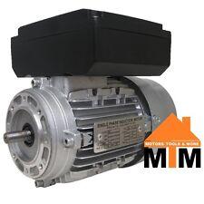 Single Phase Electric Motor 240v 3 kW 4 HP 2800rpm 2 Pole IMB14 Flange