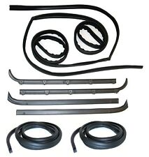 1980-86 Ford F-150  Belt Weatherstrip--Window Channel--Door Seal Kit