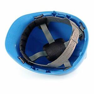 Hard Hat Suspension, Nylon, 4 pt., Pinlock