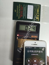 Anti-radiation Cell Phone EMF Protection Sheild Health Safety-  Improved 97.17%