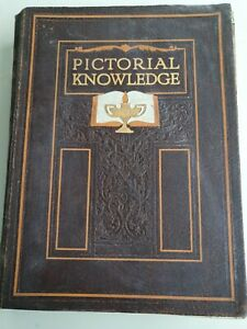 1933 PICTORIAL KNOWLEDGE BOOK VOLUME 7 EDITED BY H.A. POLLOCK & ENID BLYTON