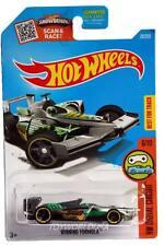 2016 Hot Wheels #26 HW Digital Circuit Winning Formula ZAMAC