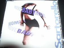 Sartorello Move Your Body Australian Remixes CD Single – Like New
