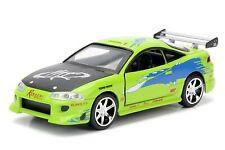 FAST AND FURIOUS Modello Auto MITSUBISHI ECLIPSE BRIAN 1/32  Jada Toys 24075