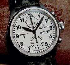 Damasko DC57 Automatic Chronograph Watch German Made Swiss Valjoux 7750 SINN