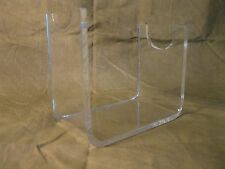 Premium Acrylic Military & Western Revolver Pistol Firearm Clear  Display Stand