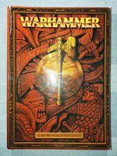 Livre de règles Warhammer Battle 4eme édition 2002