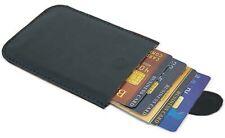 ETUI pour 4 CARTES Porte carte Crédit avec protection RFID anti piratage