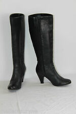 Bottes BUFFALO LONDON Cuir Noir T US 6/ T EUR 37 TBE