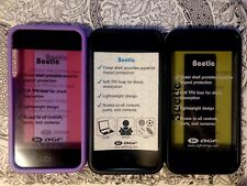 iPhone 4, 4th Gen. Protective Cases AGF Beetle Shell and Belkin Brand
