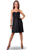 Ladies Strapless Short Dress Black NEW size 8 10 12 14  NEW Beach, holiday