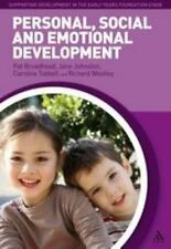 Personal, Social and Emotional Development (Supporting Development in -ExLibrary