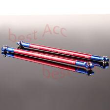 Aluminum Pushrods Rocker Arms Red TRAXXAS E-Revo Summit Revo 3.3 RC Car 1:10