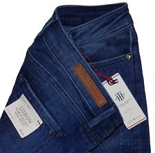 Neues AngebotTommy Hilfiger Bnwt Slim Stretch hohe Taille DESIGNER Lissabon Jeans Kosten 99 UK 10