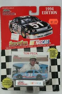 Racing Champions 1:64 Scale TOM PECK 1994 CHEVROLET CHANNELLOCK #31