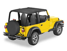 Jeep Wrangler TJ 1996-06 Bestop Safari Bikini Black, In-stock AUS, FREE del