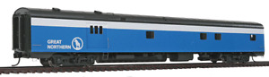 Walthers Proto Great Northern GN Empire Builder Baggage Dorm, Lighted, 920-9071