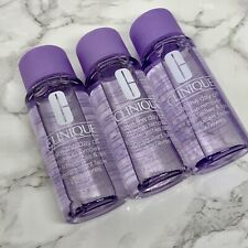 3 Clinique Take the Day Off Makeup Remover Eyes & Lips 1.7oz/ 50ml (5.1oz 150ml)