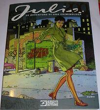 JULIA  N° 200  VARIANT (  COVER DI GIARDINO ) COMICON 2015  - ED. BONELLI
