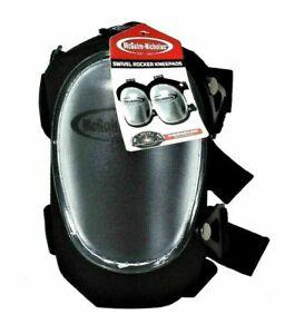 McGUIRE-NICHOLAS Knee Pads Swivel Rocker Black  WM-343X-2 FREE SHIPPING