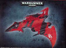 Eldar Hemlock Wraithfighter Crimson Hunter Flyer Warhammer 40K  NEW