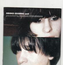 Sudden Ensemble  – Am11  CD