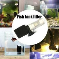 Fish Tank Super Mute Small Pneumatic Filter Aquarium Water Purification Tool UK.