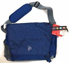 Embark Slimline Tech Messenger Bag With Shoulder Strap Computer Compartment
