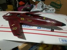 New listing 1986 Hasbro G.I. Joe Arah Cobra Python Patrol Conquest X-30