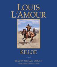 Louis L'Amour KILLOE Unabridged CD *NEW* FAST 1st Class Ship!