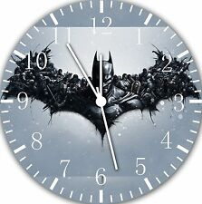 "New Batman wall Clock 10"" will be nice Gift and Room wall Decor E58"