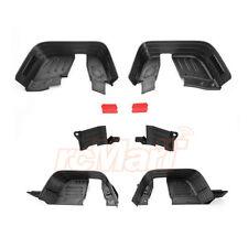 GRC 3D Print PLA Inner Fender Set Black Axial SCX10 II RC Cars Crawler #GAX0011