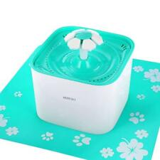 Pets Fountain Cat/Dog Automatic Water Bowl with Filter Drinking Fountain