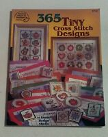 Tiny Counted Cross Stitch Designs by Kooler Design Angels Bears 365 designs