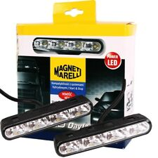 MAGNETI MARELLI LUCE DIURNA LED DAYLINE DAYLIGHT LED driving TFL DLR 12v 24v